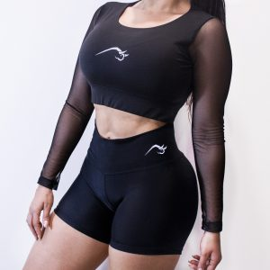 Short Muskel Flexx Negro